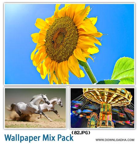 Wallpaper Mix Pack مجموعه ۸۲ والپیپیر جدید با کیفیت بالا – Collection Full HD: Wallpaper Mix Pack