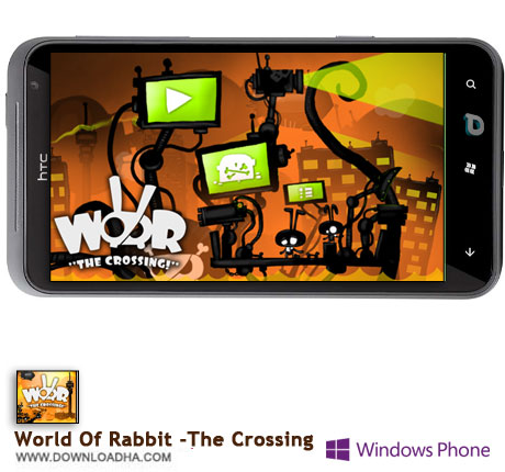 World Of Rabbit   The Cross دانلود  بازی World of Rabbit The Crossing   ویندوز فون