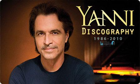 YANNI Full Album دانلود مجموعه تمامی آثارموسیقی یانی Yanni Discography 1986 2010