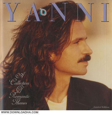Yanni   A Collection Of Romantic Themes %281996%29  دانلود مجموعه ای از تم های رمانتیک و عاشقانهی یانی A Collection Of Romantic Themes
