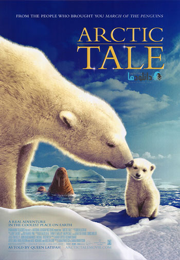arctic tale movie poster 2007 دانلود مستند افسانه قطب شمال Arctic Tale 2007