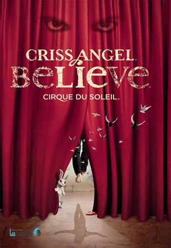 crissangel دانلود مجموعه شعبده بازی Criss Angel Believe 2013