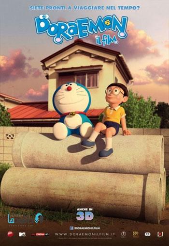 dorof دانلود انیمیشن Stand by Me Doraemon 2014