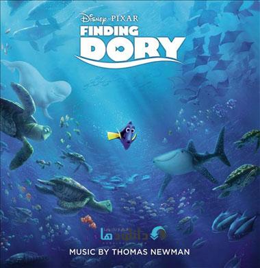 finding dory دانلود آلبوم موسیقی متن در جستجوی دوری Finding Dory 2016