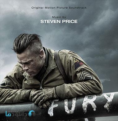 fury دانلود موسیقی متن فیلم خشم   Fury 2014
