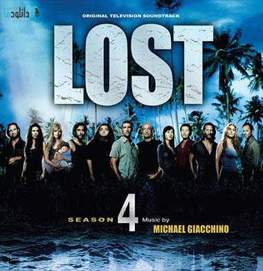 lost s04 دانلود موسیقی متن سریال گمشده فصل چهارم Lost Season 04