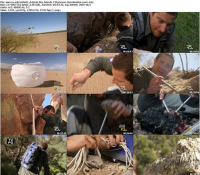 man.vs.wild.s06e01.Arizona.  دانلود مستند انسان در برابر طبیعت فصل ششم – Man vs Wild Season Six