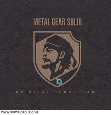 mgs ost دانلود موسیقی های متن بازی Metal Gear Solid Collection