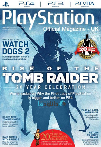 play.mag.sep.2016 دانلود مجله رسمی پلی استیشن Playstation Official Magazine September 2016