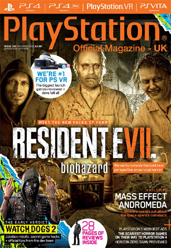 playxmag.12.2016 دانلود مجله رسمی پلی استیشن Playstation Official Magazine December 2016