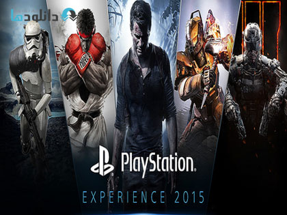 psx 2015 دانلود مراسم PlayStaion Experience 2015
