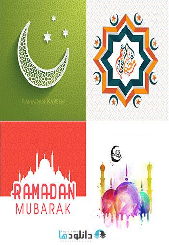 ramadaan kareem  دانلود تصاویر وکتور ماه مبارک رمضان از شاتراستوک   Amazing ShutterStock Ramadan Kareem