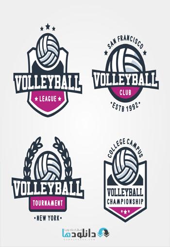 shutterstock voleyball دانلود تصاویر وکتور  Amazing ShutterStock Volleyball Game