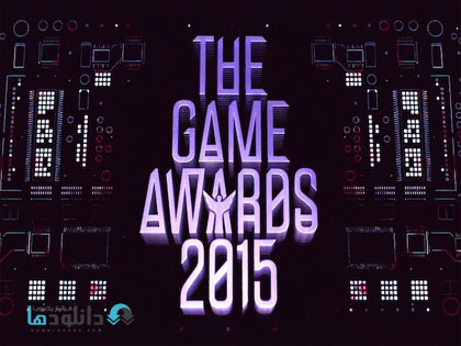 the game awards 2015 دانلود مراسم 2015 the Game Awards
