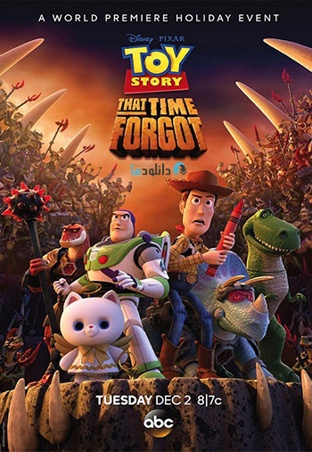 toystor دانلود انیمیشن ۲۰۱۴ Toy Story That Time Forgot