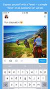 tw s01 برنامه توییتر Twitter 6.58 – آیفون آیپد آیپاد