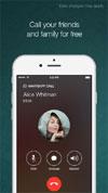 wa s01 برنامه مسنجر واتس آپ WhatsApp Messenger 2.16.17 – آیفون