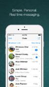 wa s02 برنامه مسنجر واتس آپ WhatsApp Messenger 2.16.17 – آیفون