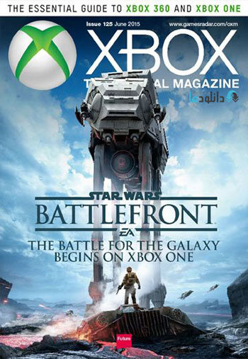 xbox%20june%202015  دانلود مجله Xbox Official Magazine UK – Jun 2015