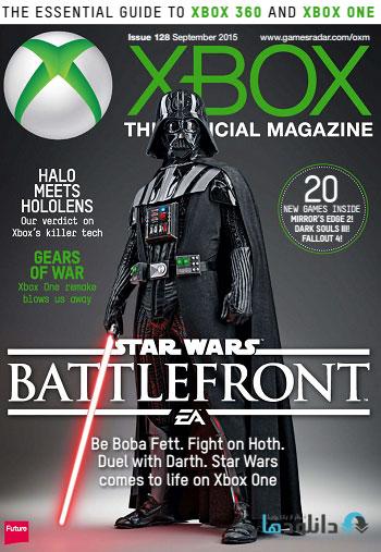 xbox 2015sep  دانلود مجله Xbox Official Magazine UK – September 2015