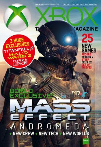 دانلود مجله رسمی ایکس باکس XBOX Official Magazine September 2016