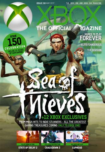 دانلود مجله رسمی ایکس باکس XBOX Official Magazine May 2017