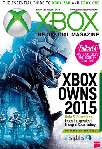 xo agu2015  دانلود مجله Xbox Official Magazine UK – August 2015