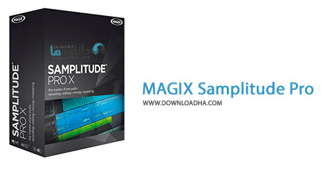 نرم افزار میکس و ویرایش موزیک MAGIX Samplitude Pro X2 13.1.2.174