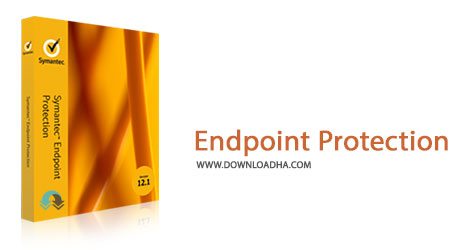 Endpoint Protection Cover%28Downloadha.com%29 دانلود بسته امنیتی Symantec Endpoint Protection v12.1.6318.6100