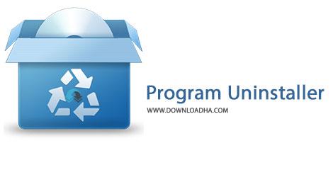 Program Uninstaller Cover%28Downloadha.com%29 دانلود نرم افزار حذف برنامه های نصب شده در ویندوز Wise Program Uninstaller v1.73 Build 92