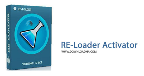 Re Loader Activator Cover%28Downloadha.com%29 دانلود فعالساز ویندوز و آفیس Re Loader Activator v1.3