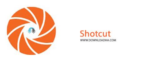 Shotcut Cover%28Downloadha.com%29 دانلود نرم افزار ویرایش رایگان فایل های ویدئویی Shotcut v15.08.10