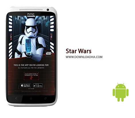 Star Wars Cover(Downloadha.com) دانلود برنامه سرگرمی Star Wars 1.6.0.301 برای اندروید