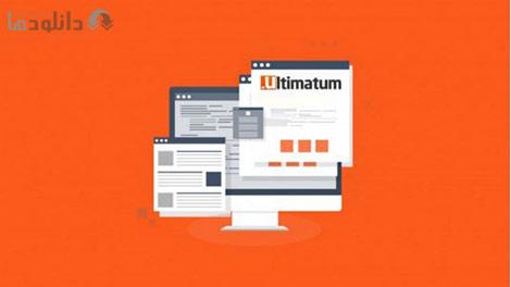 دانلود فیلم آموزش طراحی قالب وردپرس بدون کدنویسی توسط Ultimatum