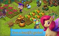fairy farm ss1 s%28Downloadha.com%29 دانلود بازی مزرعه داری Fairy Farm 2.8.8   اندروید