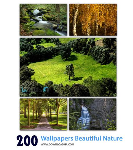 200 Wallpapers Beautiful Nature Cover%28Downloadha.com%29 دانلود مجموعه 200 والپیپر زیبا از طبیعت