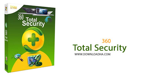 360 Total Security Cover%28Downloadha.com%29 دانلود نرم افزار امنیتی قدرتمند 360 Total Security v7.2.0.1034