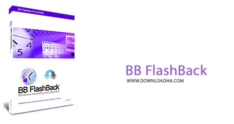 BB FlashBack Cover%28Downloadha.com%29 دانلود نرم افزار ساخت فیلم های آموزشی BB FlashBack Pro v5.10.0.3715