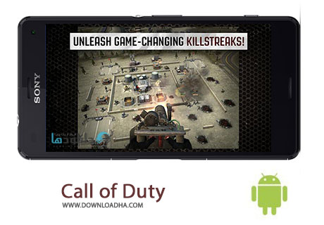 Call of Duty Heroes Cover%28Downloadha.com%29 دانلود بازی اکشن و زیبای کال آو دیوتی Call of Duty Heroes v1.8.1 برای اندروید