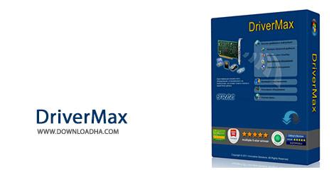 DriverMax Cover%28Downloadha.com%29 دانلود نرم افزار مدیریت و آپدیت درایورها DriverMax v7.63