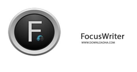 FocusWriter Cover%28Downloadha.com%29 دانلود واژه پرداز جدید و ساده FocusWriter v1.5.4