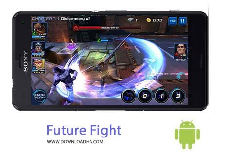 Future Fight Cover%28Downloadha.com%29 دانلود بازی نبرد آینده MARVEL Future Fight 2.5.0   اندروید