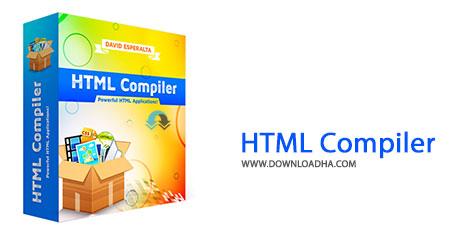 HTML Compiler Cover%28Downloadha.com%29 دانلود نرم افزار تبدیل صفحات وب به فایل های اجرایی HTML Compiler v2.5 DC 27.07.2015