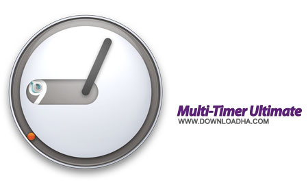 Multi Timer Ultimate Cover%28Downloadha.com%29 دانلود تایمر برای ویندوز Multi Timer Ultimate v4.1
