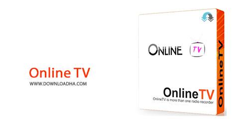 Online TV Cover%28Downloadha.com%29 دانلود نرم افزار پخش کانال های تلویزیونی از طریق اینترنت OnlineTV v11.7.22.0