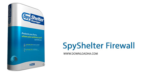 SpyShelter Firewall Cover%28Downloadha.com%29 دانلود نرم افزار محافظت از حریم خصوصی SpyShelter Firewall v9.9.1.0