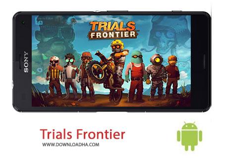 Trials Frontier Cover%28Downloadha.com%29 دانلود بازی مهیج موتورسواری Trials Frontier v3.3.0 برای اندروید