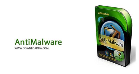 Zemana AntiMalware Cover%28Downloadha.com%29 دانلود نرم افزار شناسایی و حذف نرم افزارهای مخرب Zemana AntiMalware v2.16.2.938