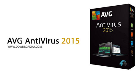 AVG AntiVirus 2015 Cover%28Downloadha.com%29 دانلود آنتی ویروس ای وی جی AVG Antivirus Pro 2015 15.0 Build 6037 x86/x64