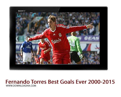 Fernando Torres Best Goals Ever 2000 2015 Cover%28Downloadha.com%29 دانلود کلیپ بهترین گل های فرناندو تورس از سال ۲۰۰۰ تاکنون